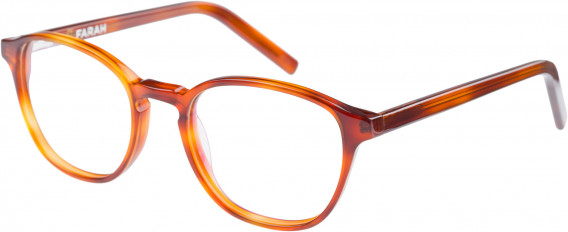 Farah FHO-1011 Glasses in Rust Tortoiseshell
