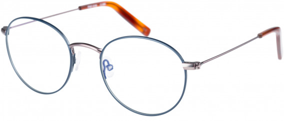 Farah FHO-1018 Glasses in Navy/Brown/Rust