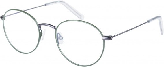 Farah FHO-1018 Glasses in Green/Grey
