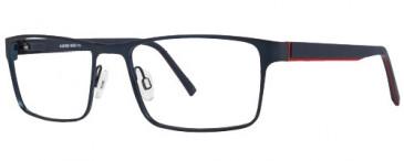 X Eyes 170 Glasses in Blue