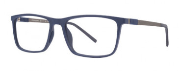 X Eyes 178 Glasses in Blue