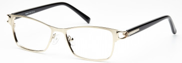 Rafaelle RAF116 Glasses in Shiny Gold