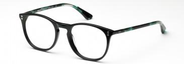 Crosshatch CRF529 Glasses in Matt Black
