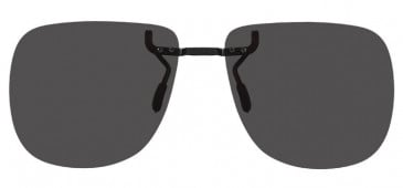 Clip-on Sunglasses Grey