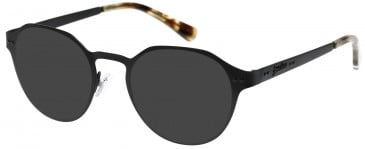 Superdry SDO-BRADY Sunglasses in Black/Camo