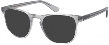 Superdry SDO-CASSIDY Sunglasses in Gloss Grey
