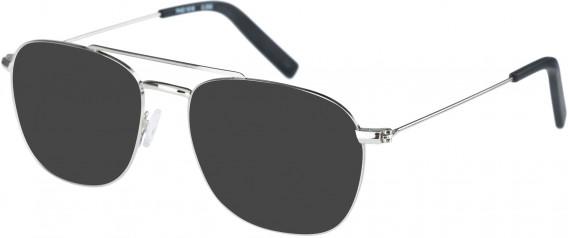 Farah FHO-1016 Sunglasses in Silver