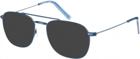 Farah FHO-1016 Sunglasses in Navy/Blue