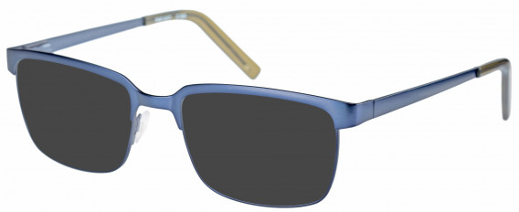 Farah FHO-1017 Sunglasses in Navy/Green