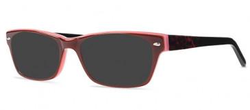 ZENITH 79-48 Sunglasses in Claret
