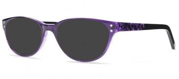 ZENITH 80-49 Sunglasses in Purple