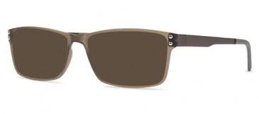ZENITH 82-52 Sunglasses in Grey