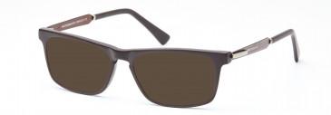 Crosshatch CRH131 Sunglasses in Matt Brown