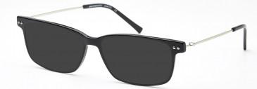 Crosshatch CRH133 Sunglasses in Shiny Black