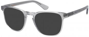 Superdry SDO-CASSIDY Sunglasses in Gloss Grey