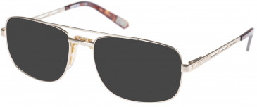 CAT CTO-RESAW Sunglasses in Matte Gold