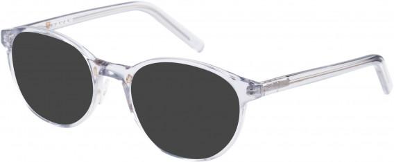 Farah FHO-1009 Sunglasses in Grey Mist