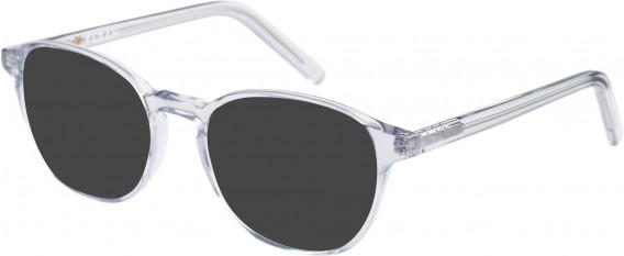 Farah FHO-1011 Sunglasses in Grey Mist