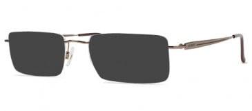 Jaeger 303 Sunglasses in Brown