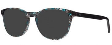 ZENITH 88 Sunglasses in Aqua Multi