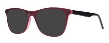 ZENITH 89 Sunglasses in Claret