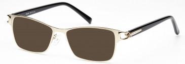 Rafaelle RAF116 Sunglasses in Shiny Gold