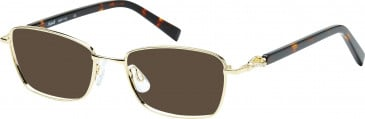 Rafaelle RAF113 Sunglasses in Gold
