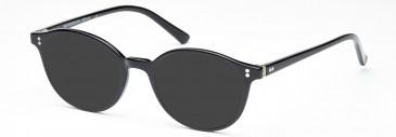 Crosshatch CRF515 Sunglasses in Black