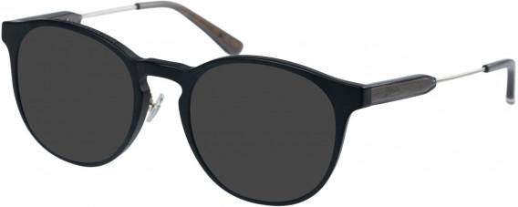 Superdry SDO-FREEWAY Sunglasses in Matte Black