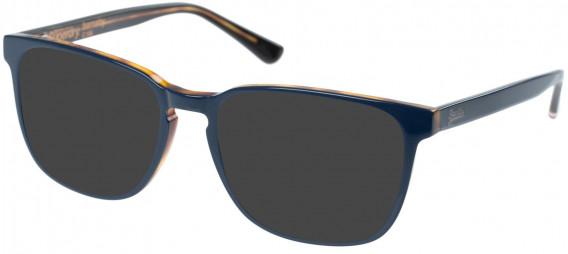 Superdry SDO-BARNABY Sunglasses in Gloss Navy