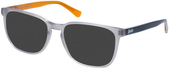 Superdry SDO-BARNABY Sunglasses in Gloss Grey Crystal