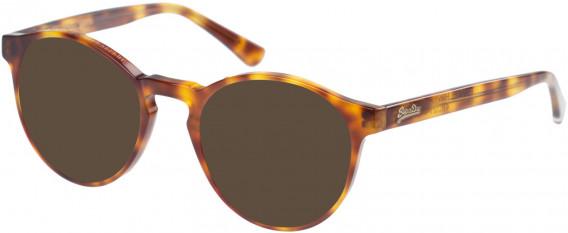 Superdry SDO-GORO Sunglasses in Gloss Blonde Tortoise