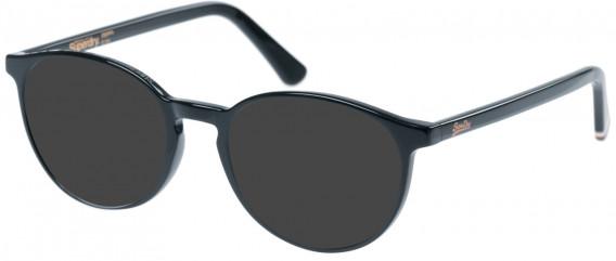 Superdry SDO-PYPER Sunglasses in Gloss Black