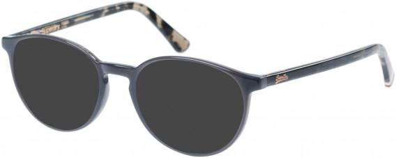 Superdry SDO-PYPER Sunglasses in Gloss Grey