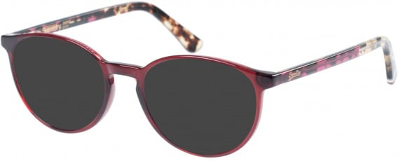 Superdry SDO-PYPER Sunglasses in Gloss Pink