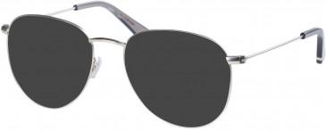 Superdry SDO-MACKENSIE Sunglasses in Matte Silver