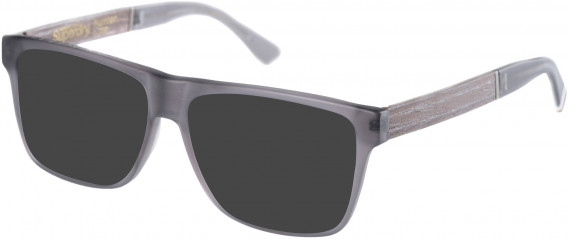 Superdry SDO-HUNTER Sunglasses in Matte Grey