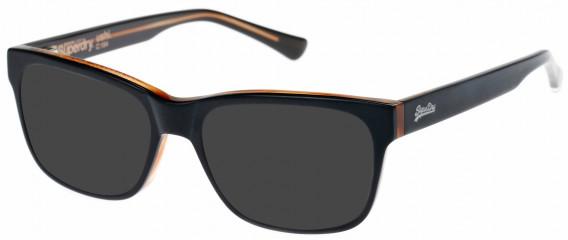 Superdry SDO-USHI Sunglasses in Matte Black