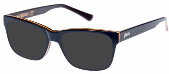 Superdry SDO-USHI Sunglasses in Navy