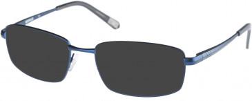 CAT CTO-TORX Sunglasses in Matte Navy