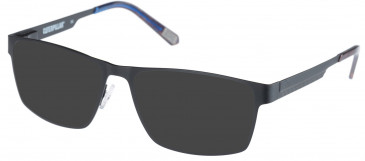 CAT CTO-TWINTHREAD Sunglasses in Matte Black