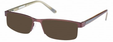 CAT CTO-TWINFAST Sunglasses in Matte Brown