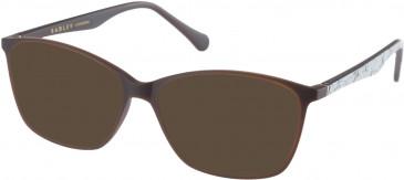 Radley RDO-SIA Sunglasses in Matte Brown