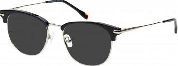 Crosshatch CRH139 Sunglasses in Black