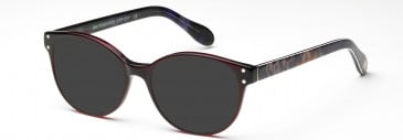 Crosshatch CRF531 Sunglasses in Red