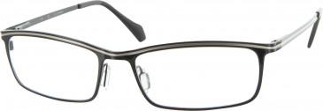Jai Kudo Elstree Glasses in Black