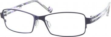 Jai Kudo Highbury Glasses in Purple