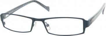 Jai Kudo Kensington Glasses in Blue