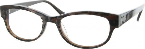 Jai Kudo Kings Road Glasses in Brown