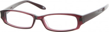 Jai Kudo Marble Arch Glasses in Red